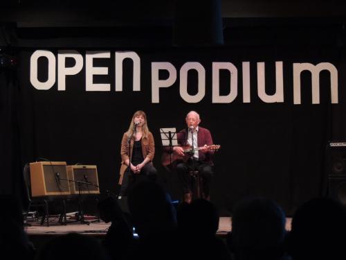 Open Podium 2019